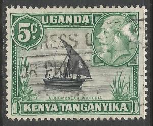 KENYA, UGANDA & TANZANIA 47 VFU P756-3