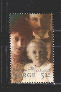 Norway. 2003. 1471 from the series. The Royal Family of Norway. MNH.