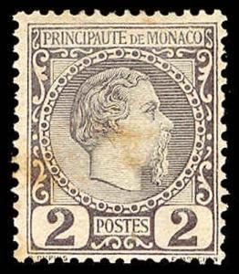 MONACO 2  Mint (ID # 77570)