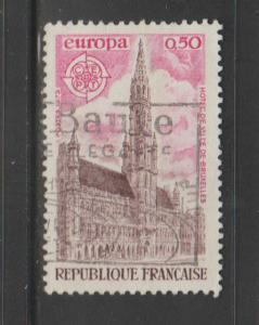 France #1366 Used