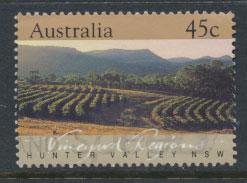 Australia SG 1347  Used  - Vineyard Regions