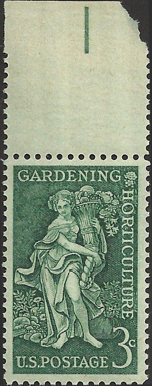# 1100 MINT NEVER HINGED GARDENING HORTICULTURE