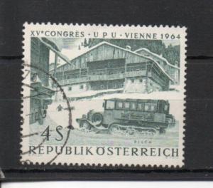 Austria 735 used