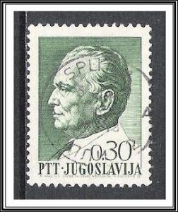 Yugoslavia #926 Marshal Tito Used