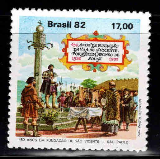 Brazil Scott  1800 MNH**  stamp