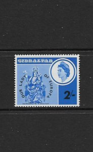 GIBRALTAR - EUROPA 1966 - SCOTT 182 - MNH