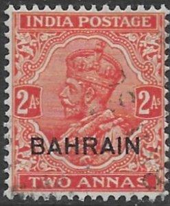 Bahrain 19   1935  2a    fine used