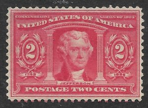 Doyle's_Stamps: MNH 1904  Scott #324** Louisiana Purchase Expo Stamp