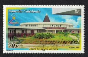 New Caledonia Grand Noumea High School 70f SG#1294 MI#1295
