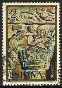 Spain 1973 Scott# 1789 Used