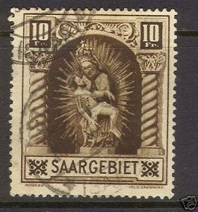Saar #119 Used