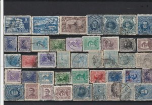 uruguay  used collectable stamps ref r12360