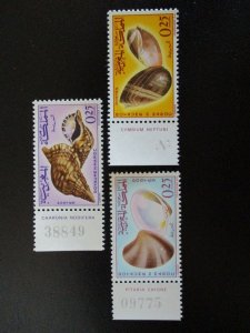 Morocco #123-25 Mint Never Hinged (L7H4) WDWPhilatelic
