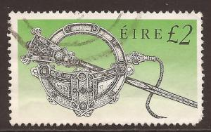 Ireland  # 792  used .       B