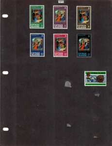 Cayman Islands 42 Stamps/2 Sheets MH/MNH/Used (SCV $57.55) Starting at 5%