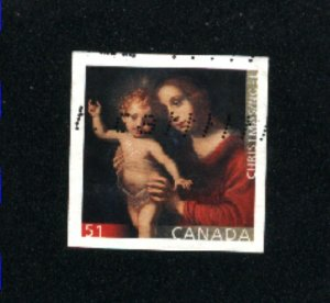 Canada #2183  -4  used VF 2006 PD