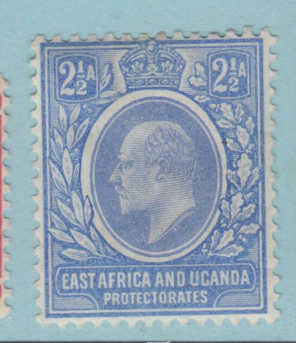 EAST AFRICA AND UGANDA 4 MINT HINGED OG * NO FAULTS EXTRA FINE !