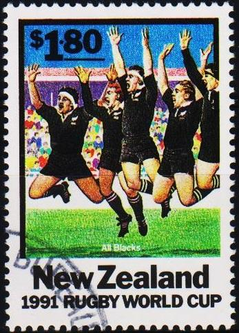 New Zealand. 1991 $1.80 S.G.1626  Fine Used