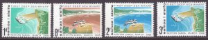 Samoa (1966) #251-4 MNH