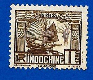 Indo-China 1931 - MNH - Scott #148 *