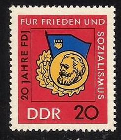 Germany DDR#820   MNH