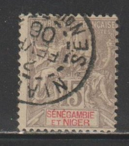 Senegambia and Niger  SC   6  Used