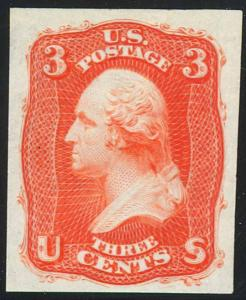 65-E15f, (Formerly 56P3) XF & RARE ESSAY