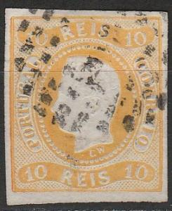 Portugal #18  F-VF Used CV $140.00