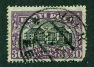 Estonia 1924 #81 U** SCV(2020)=$4.00