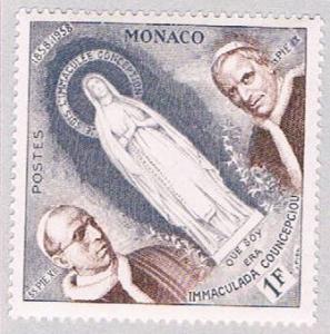 Monaco 412 MLH Mary and Popes (BP2309)