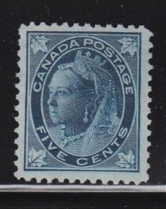 Canada Scott # 70 VF-MH nice color scv $ 150 ! see pic !