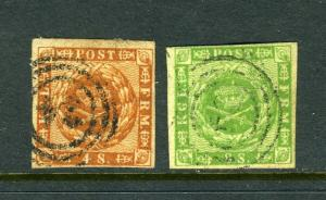 Denmark #7-8 Great clean and nice (USED) -  cv$91.00