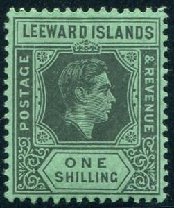 Leeward Islands Sc#111 MH (Li)