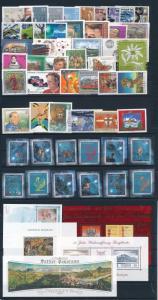 Austria Österreich 2005 Complete Year Set MNH