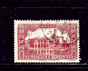 Algeria 90 Used 1936 Admiralty Building
