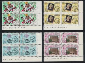 Kenya 'Stamp World London '90' International Stamp Exhibition 4v Bottom Right
