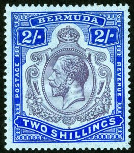 Bermuda Stamps # 49 MH XF