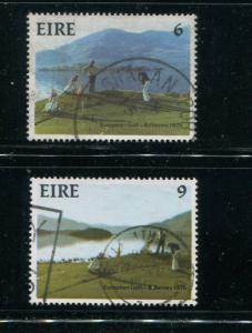 Ireland #361-2 Used