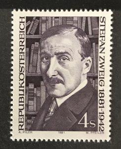Austria 1981 #1199, MNH, CV $.50
