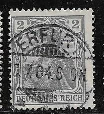 Germany Sc.65c /Mi. 68 Used L86