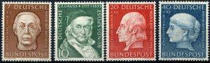 Germany  Sc.# B 338-41 MH*