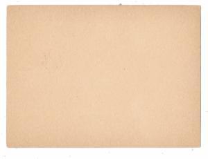 Labuan 1881 UPU Postal Stationery Card QV 4c Buff HG 1 Unused