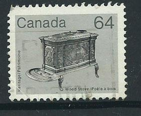 Canada SG 1067 space filler light crease and clipped top ...