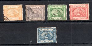 Egypt 1867 Sphynx & Pyramid part used set to 2PI WS19180