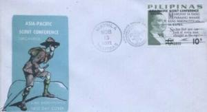 PHILIPPINES - ASIA-PACIFIC SCOUT CONFERENCE - Overseas Mailers