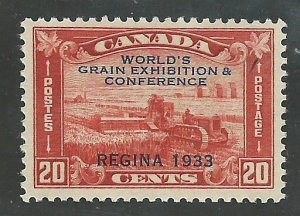 Canada 203   Mint  NH  VF 1933   PD
