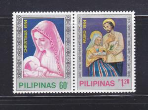 Philippines 1733a Set MHR Christmas