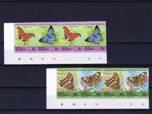 Tuvalu (Vaitupu)Sc #39-46 Set 8v in Pairs (16) Imperf.MNH VF