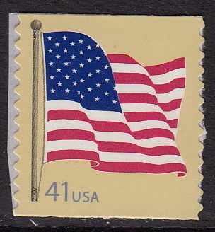 United States #4188, Flag MNH, Please see the description.