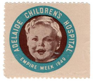 (I.B) Australia Cinderella : Adelaide Children's Hospital Fund (1949)